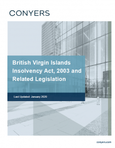 bvi insolvency act cover image
